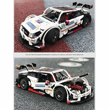 13075 AMG C63 DTM Sport Rennwagen