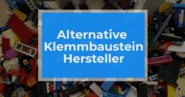 Alternative Klemmbaustein Hersteller