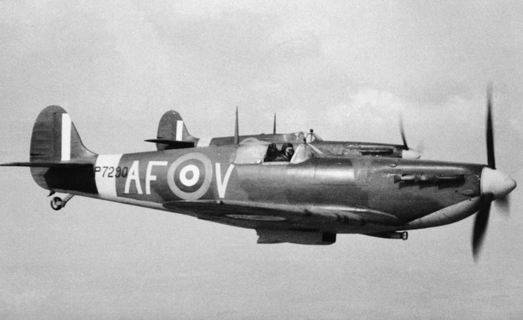 COBI Supermarine Spitfire MK 5708 neu