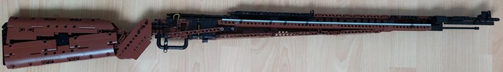 Mould King 14002 Mauser 98K