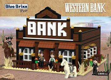 BlueBrixx Pro 103411 Western Bank
