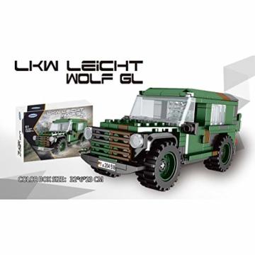 Xingbao Geländewagen Wolf Bundeswehr