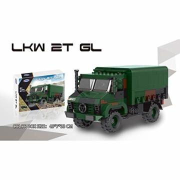 Xingbao Bundeswehr LKW 2t GL Unimog