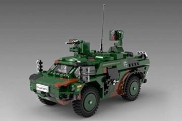 Bundeswehr Klemmbausteine