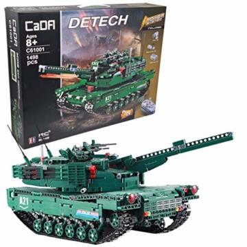 CaDA C61001 kompatibel mit LEGO Technic