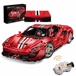 CADA C61042w Red Italien Super Car