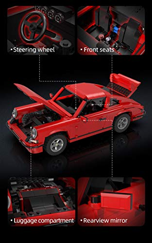 CADA C61045W Classic Sports-Car