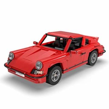 CADA C61045W Classic Sports-Car Held der Steine