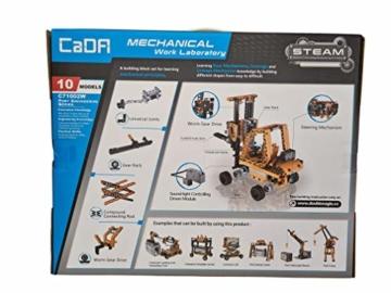 CaDA C71002W Anleitung