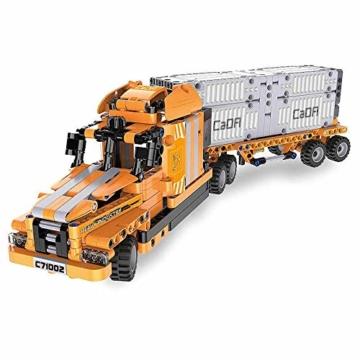 CaDA C71002w Truck