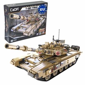 CaDA T-90 Kampfpanzer C61003W Bluebrixx