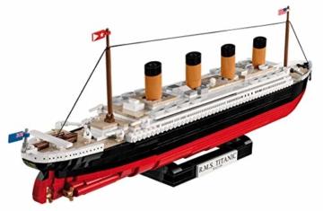 COBI 1928 Titanic