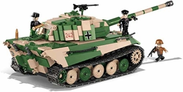 Cobi 2480 tiger panzer 2