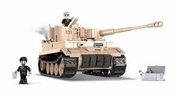 Cobi 2519 - SD.KFZ.181 Tiger I AUSF. E Panzer 131