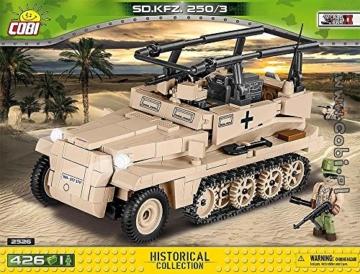 Cobi 2526 Schützenpanzerwagen Sd.Kfz. 250/3
