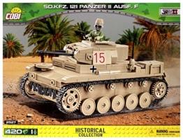 COBI 2527 Panzer 2