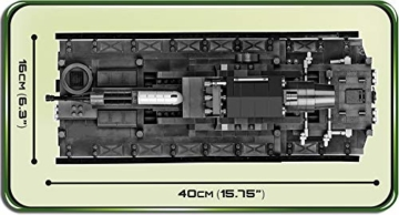 Cobi 2530 Karl-Gerät maße
