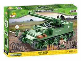 Cobi 2531 M12 Gun Motor Carriage