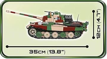 Cobi 2540 - Panzerkampfwagen VI Ausf. B Königstiger