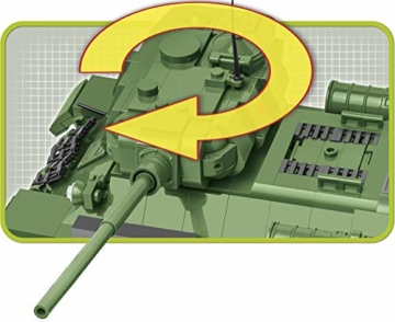 COBI 2542 Panzer T-34/85