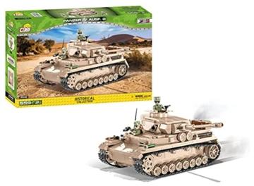 Cobi 2546 - Panzerkampfwagen IV AUSF. G