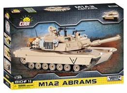 COBI 2619 M1A2 Abrams Panzer