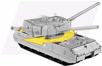 COBI 3024 SDKFZ 205 PZKF VII Maus panzer turm