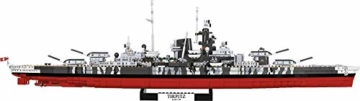 COBI 3085 Battleship Tirpitz