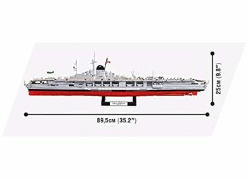 Cobi 3086 Graf Zeppelin maße