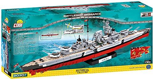 COBI 4819 Bismarck box