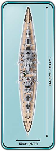 COBI 4819 Bismarck länge breite