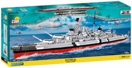 COBI 4819 Bismarck neu