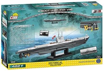 Cobi 4828 U-Boot U-47 VIIB
