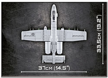 COBI 5812 A10 Thunderbolt II Warthog