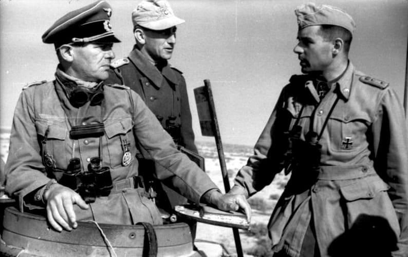 cobi Deutsche Afrikakorps