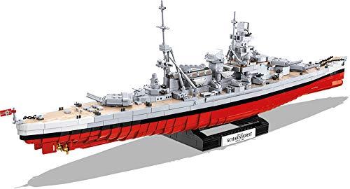 COBI 4818 Schlachtschiff Scharnhorst sockel
