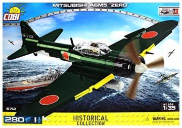 Cobi Mitsubishi zero 5712 A6M5 52s Neu 2020