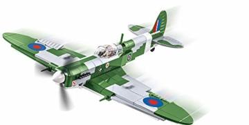 COBI Supermarine Spitfire 5708 flugzeug