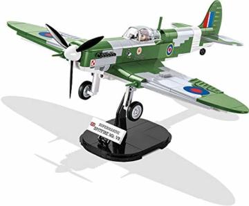 COBI Supermarine Spitfire lego