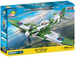 COBI Supermarine Spitfire 5708 Neue Version