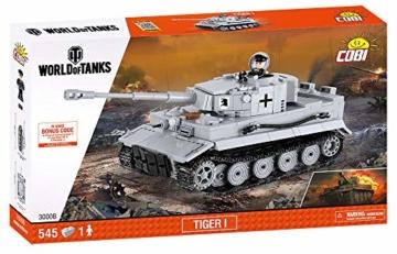 Cobi Tiger Panzer 1 3000
