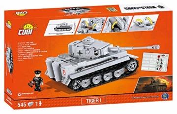 Cobi Tiger 1 world of tanks