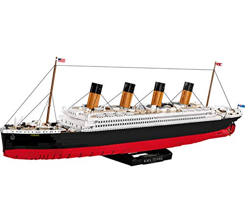 COBI Titanic 1916 modell