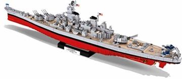 cobi USS Missouri 4812