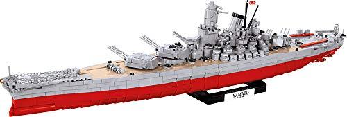 COBI Yamato 3083 battleship