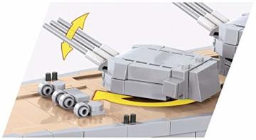 COBI Yamato 3083 kanonen turm