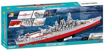 COBI Yamato 3083 Anleitung