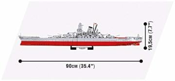 COBI Yamato 3083 maße länge höhe