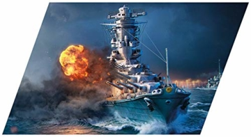 COBI Yamato 3083 world of warships