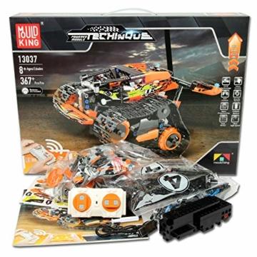 Mould King 13037 Stunt Racer
